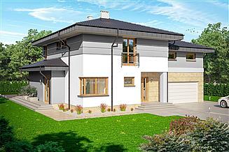 Projekt domu Euzebiusz