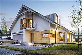 Projekt domu Doskonały 3