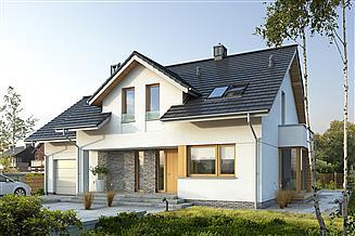 Projekt domu Praktyczny 3A