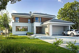 Projekt domu Wyjątkowy 1