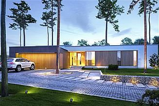 Projekt domu Parterowy 1