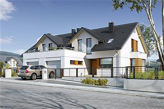 Projekt domu Praktyczny 5