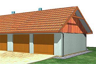 Projekt garażu BR 193