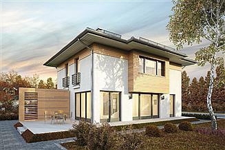 Projekt domu Milano V