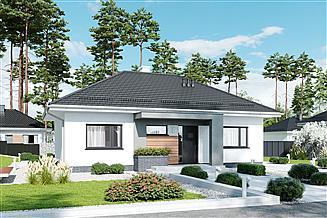 Projekt domu APS 285