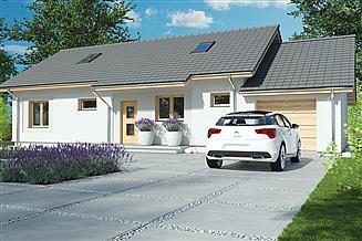 Projekt domu Nina 3 Nova C