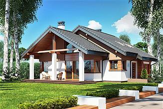 Projekt domu Nel II