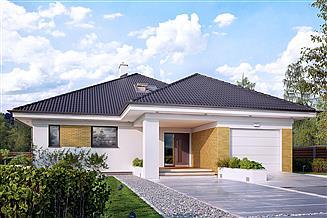 Projekt domu Decyma 7