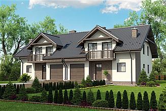 Projekt domu Fasano II Termo