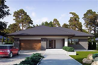 Projekt domu Goran