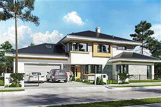 Projekt domu Spokojny zakątek