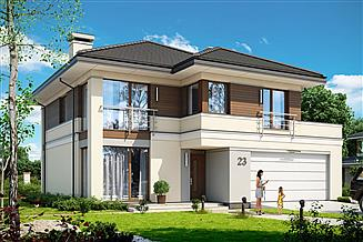 Projekt domu Tytan 3
