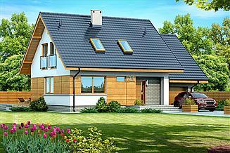 Projekt domu Lisandra XS