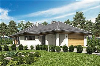 Projekt domu Morgan