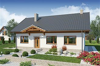 Projekt domu Enzo 3