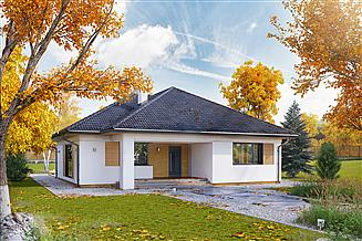 Projekt domu Dedal