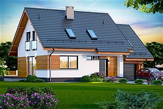 Projekt domu Lisandra