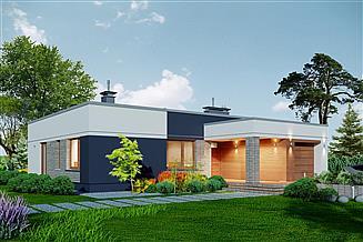 Projekt domu Domidea 2 FN
