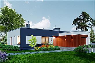 Projekt domu Domidea 4 N