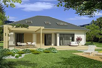 Projekt domu Tytus 2C