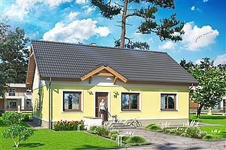 Projekt domu Tito