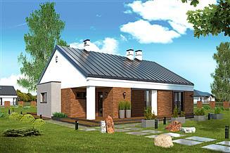 Projekt domu Murator C355 Mistrzowski