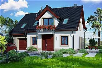 Projekt domu Domidea 52 a