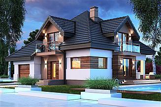 Projekt domu Opałek III N