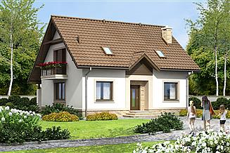 Projekt domu Pinia