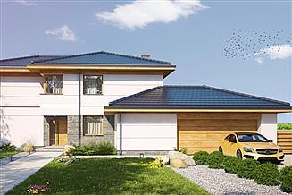 Projekt domu Exiguus I G2