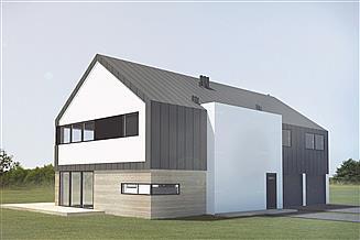 Projekt domu B-79