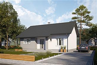 Projekt domu SD2