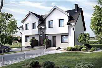 Projekt domu Taviano II Termo