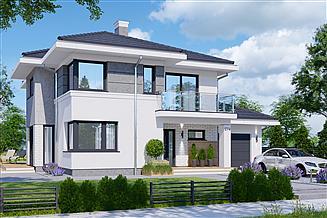Projekt domu APS 274
