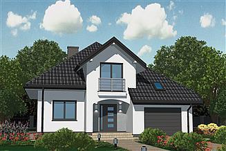 Projekt domu APS 164 New