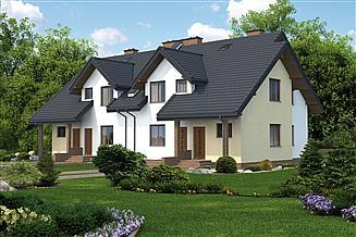 Projekt domu Sorrento Termo