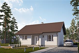 Projekt domu SD4