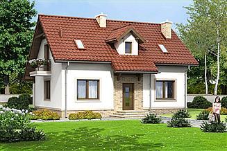 Projekt domu Anyż