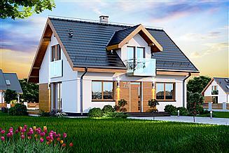 Projekt domu Armanda XS