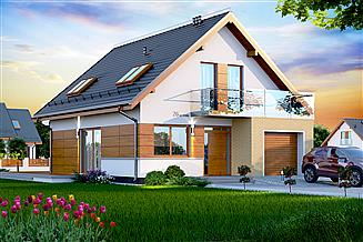 Projekt domu Diona Mała BIS