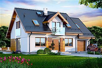 Projekt domu Kendra XS