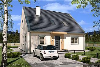 Projekt domu Cornelia A