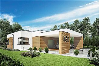 Projekt domu Ibiza II