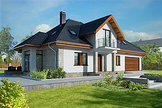 Projekt domu Dijon V DCP234d