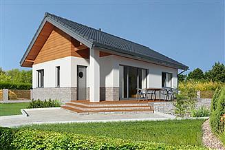 Projekt domu Lucca VIII LMB71g
