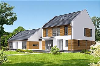 Projekt domu Odense DCP322
