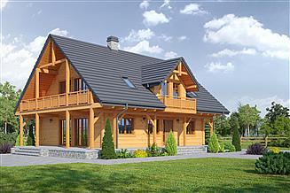 Projekt domu Świdnica 25 dw