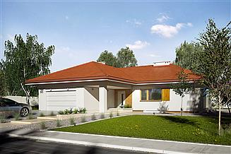 Projekt domu Ambrozja 5