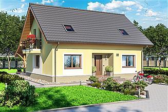 Projekt domu Amor Bis