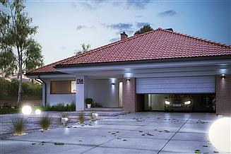 Projekt domu Decyma 8